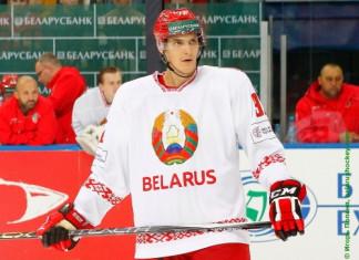 «БХ»: Защитник сборной Беларуси набрал первое очко в чемпионате Чехии