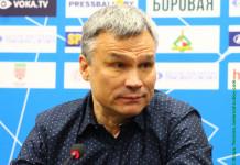 Андрей Сидоренко: Неуверенность подкосила команду