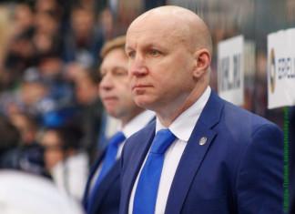 Эдуард Занковец: Энрот входит в пятерку лучших вратарей КХЛ