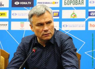 Андрей Сидоренко: Понимали, что «Слован» будет мотивирован после девяти поражений подряд