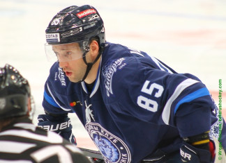 КХЛ: Болельщики минского «Динамо» выбрали лучшего хоккеиста матча против «Слована»