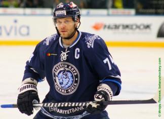 Сергей Костицын: Мы не думаем о прошлых играх. Стараемся выходить и играть на победу