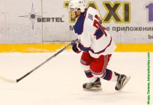«Зауралье» отправило белорусского форварда в ВХЛ-Б