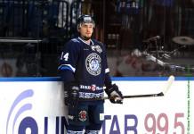 Защитник минского «Динамо» установил личный рекорд в КХЛ