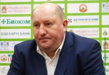 Экстралига А: На официальном сайте «Гомеля» Хмыль по-прежнему числится главным тренером команды