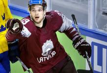 24-летний латвийский форвард уже завтра может дебютировать в НХЛ