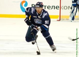КХЛ: В списке травмированных минского «Динамо» сразу шесть хоккеистов