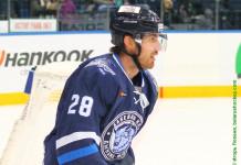 КХЛ: Болельщики минского «Динамо» выбрали лучшего хоккеиста матча против рижан