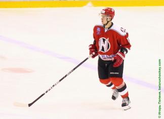 Евровызов: Два хоккеиста сборной Беларуси не смогли потренироваться по медицинским показаниям