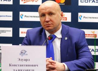 Эдуард Занковец: Контакты с минским «Динамо» были, но что-то не срослось