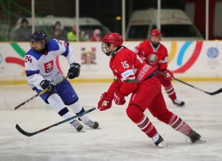 Европейский олимпийский фестиваль: Сборная Беларуси (U-17) в овертайме уступила Словакии