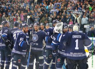 КХЛ: Букмекеры оценили шансы минского «Динамо» в сегодняшнем матче со «Слованом»