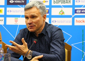 Андрей Сидоренко: Понравилось, как ребята поработали на утренней раскатке