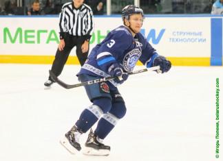КХЛ: Минское «Динамо» растеряло преимущество в две шайбы и проиграло «Словану»