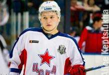 КХЛ: Форвард ЦСКА повторил рекорд хоккеиста минского «Динамо»