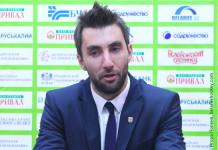 Александр Ходин: Эту победу мы посвятим нашему главному тренеру