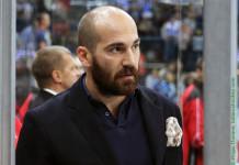Алексей Калюжный: В Гродно всё-таки чувствуется хоккей, хоккейное сердце бьётся особенно в такой день