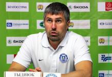Денис Тыднюк: Сказать, что план был играть семь минут я не могу