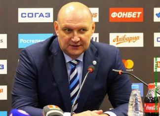 Александр Андриевский: С таким составом мы спокойно должны были играть в плей-офф