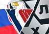 КХЛ: Запасным вратарём «Слована» в игре с «Йокеритом» является нападающий