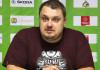 Роман Юпатов: Хотели порадовать болельщиков, но не угадали с вратарем