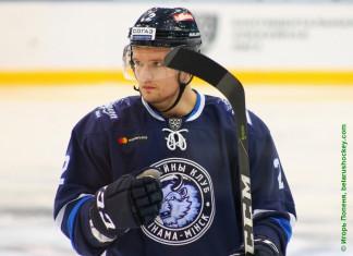 КХЛ: В списке травмированных минского «Динамо» 7 хоккеистов