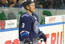 КХЛ: Болельщики минского «Динамо» выбрали лучшего хоккеиста в матче с «Витязем»