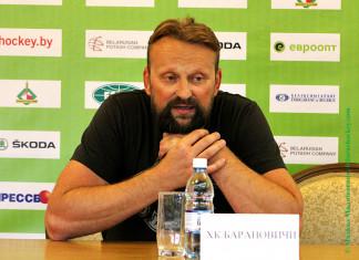 Александр Руммо: Мы очень хотели выиграть, но проиграли