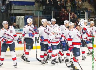 Кубок Гагарина: СКА вышел в следующий раунд, «Торпедо» выиграло у «Барыса»