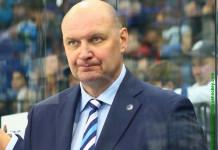 Александр Андриевский: Худший матч «Сибири» был, однозначно, в Минске