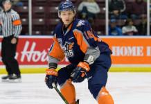 ISS: Белорусский хоккеист входит в число 31 главных проспектов НХЛ