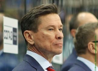КХЛ: Вячеслав Быков поставил «Барыс» в пример минскому «Динамо»