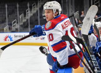WHL: Результативная игра Павленко и Алистрова