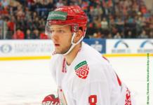 Фото: Хоккеисты сборной Беларуси посетили матч футбольной Лиги чемпионов