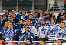 Минское «Динамо» опустилось в рейтинге самых посещаемых команд Европы