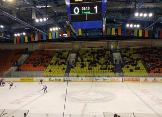 «Бобруйск» - «Брест»: Вы видите 777 болельщиков на трибунах?