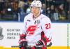 Кубок Гагарина: Андрей Стась поучаствовал в разгроме «Барыса»