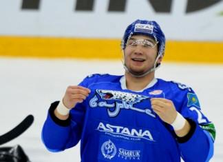 Кубок Гагарина: Тафгай «Барыса» пригрозил отобрать еду у игроков «Авангарда»