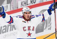 Российский форвард может сменить СКА на НХЛ