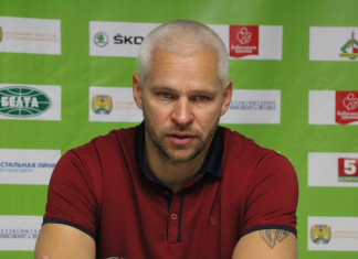 Дмитрий Саяпин: Постарались сегодня сыграть на результат