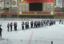 «Шахтер-2» провел товарищеский матч с воспитанниками ДЮСШ-«Шахтер-Солигорск» 2002/03