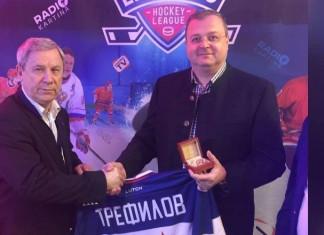 Андрей Трефилов: Хоккей в Беларуси развивается неправильно, вратарская линия в стране умирает