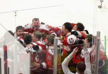 Фотогалерея «БХ»: Решающая победа «Немана-2» над «Юниором» в финале Высшей Лиги