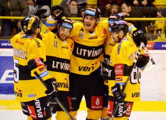 Чемпионат Чехии: ХК «Литвинов» Романа Граборенко сохранил прописку в элитном дивизионе