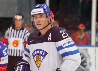 Форвард сборной Финляндии отделался легким испугом, получив условный срок за наркотики