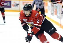 OHL: «Оуэн Саунд» Максима Сушко завершил выступление в плей-офф