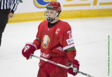 К сборной Беларуси присоединится форвард из-за океана