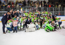 Экс-форвард минского «Динамо» стал MVP финала чемпионата Латвии