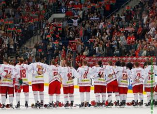 «БХ»: В первой тренировке сборной Беларуси приняли участие 15 хоккеистов