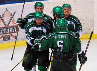 Чемпионат Казахстана: «Бейбарыс» начал с победы финальную серию